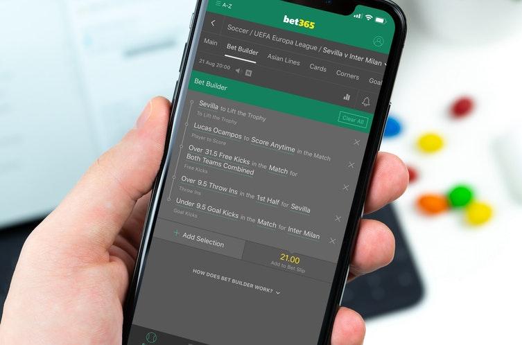 Bet365 app mobile